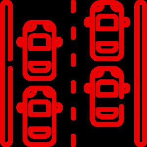 website traffic icon
