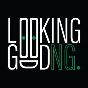 looking good logo design