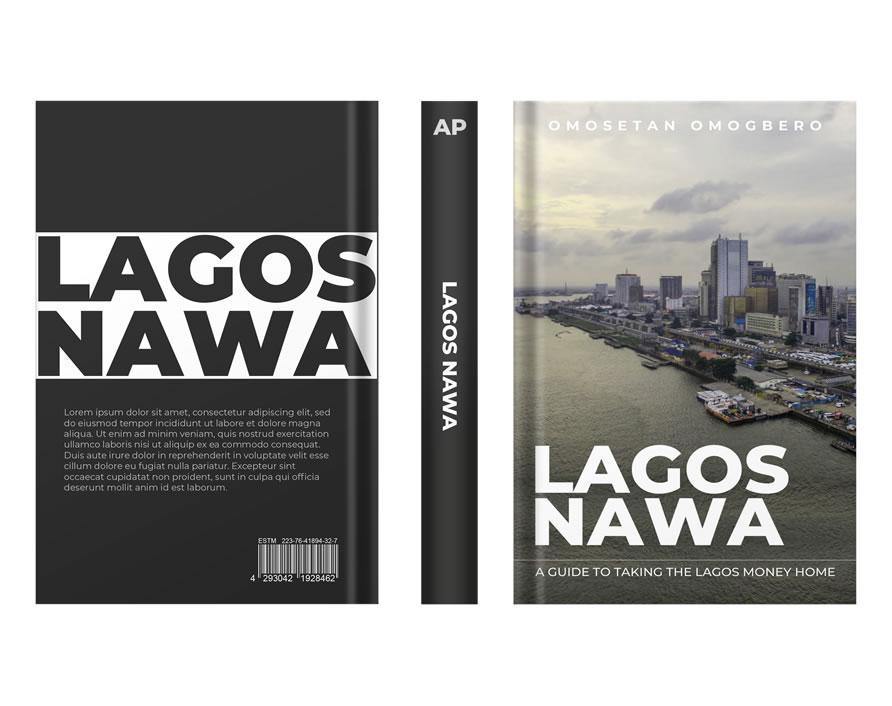 book cover design in lagos