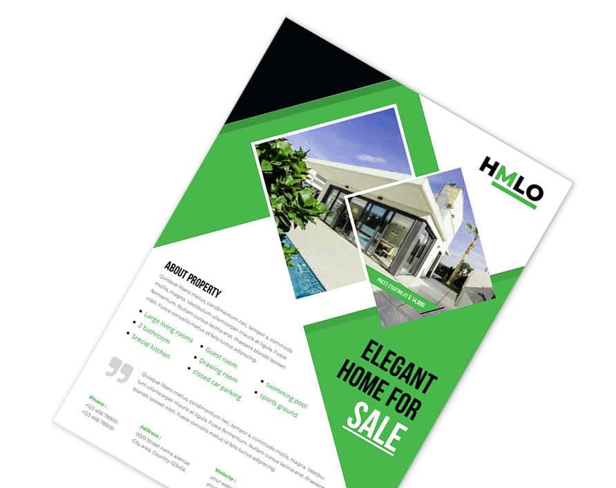 flyer design in lagos